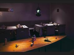 【女子会・デートに】2名掛けテーブルが7卓ございます。女子会・ママ会、デートにもピッタリです。テーブル同士をくっつけることも可能ですので、グループでのご来店も◎。