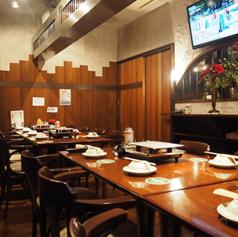 【個室~4名席×4卓】~16名様で個室貸切もOK!ゆったりとした個室空間でお料理やお酒をお楽しみいただけます!東京でジンギスカンなら『ジンギスパーク』都内近郊~埼玉、千葉からも拘りラム求めてリピーター続出★のジンギスパークで歓送迎会、忘新年会、家族会、ご地域の会合やパパ会にも◎