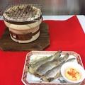 料理メニュー写真<酒の肴>こまい焼き ~マヨネーズ醤油で~