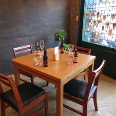 イタリアンランチ食堂 ラ フェスタ 紫原店の雰囲気1
