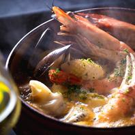 PATIOのおすすめは海鮮料理!