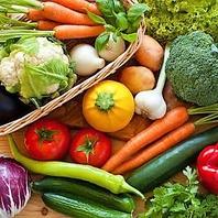 シャキシャキオーガニック野菜