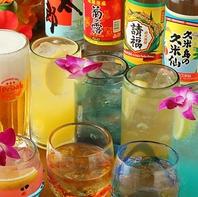 イーチャー島には沖縄ならではのお酒が豊富♪