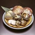 料理メニュー写真活貝焼きセット(A~Eセット)