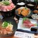 昼宴会コースもご用意…3000円~飲み放題込みであり。