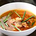 料理メニュー写真牛神スープ
