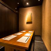 和情緒溢れる個室空間をご用意しております。川崎での飲み会や宴会、接待、女子会などに最適です。落ち着きのある空間をご提供致します。