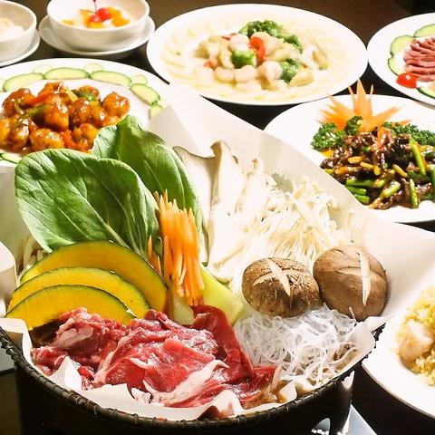 本場中国の料理人が彩る本格中華料理のお店です。看板メニューの「紙やき」が自慢♪