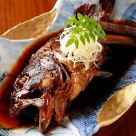 コースも単品も♪仙台の厳選した食材・海鮮をご用意!