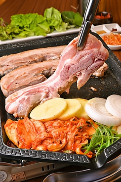 韓国情熱屋台 てじ韓 天白店のおすすめ料理1