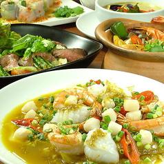 タイ料理 ディージャイ D-jai 浦和店のコース写真