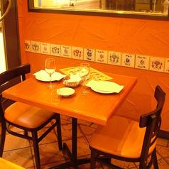 テーブル席【2名】