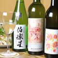 料理メニュー写真日本酒