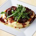 料理メニュー写真牛ホホ肉の赤ワイン煮込み