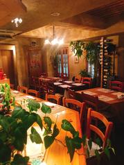 西洋厨房 ラ ダム ヒロの雰囲気3