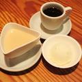 料理メニュー写真シャーベット/プリン/コーヒーゼリー