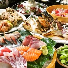 マルサ水産 豊川店のコース写真