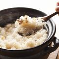 料理メニュー写真【鯛めし】土鍋めし