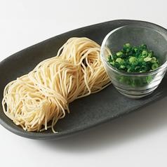 料理メニュー写真一風堂監修の特製麺