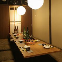 九州炉端 弁慶 岡山の雰囲気1