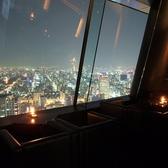 カップルやご夫婦にもおすすめ。窓際のお席には、2人で並んでお座りいただけるソファー席もございます。『名古屋城、テレビ塔、東山タワー』等の名古屋の有名どころを一望できる特別なお席でゆったりと過ごしませんか?ディナーコースは6,000円~ご用意しておりますので是非ご利用ください。