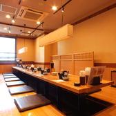 和食れすとらん旬鮮だいにんぐ 天狗 浜松佐鳴台店の雰囲気3