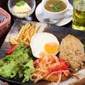 料理メニュー写真南米風魚フライ(ワンプレート)