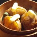 料理メニュー写真インカの目覚めのジャガバター 塩辛添え