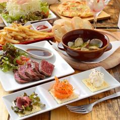 肉バル 栗坊 一宮店のコース写真