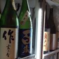 日本酒常時約20種をはじめ、果実酒、ワイン、ハイボールなどもほぼぜんぶセルフ飲み放題