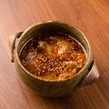料理メニュー写真ラムタンの辛いスープ