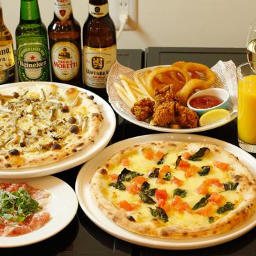 HAKUSAN PIZZAのおすすめ料理1