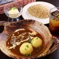 料理メニュー写真牛タンシチューセット