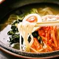 料理メニュー写真盛岡冷麺 セット