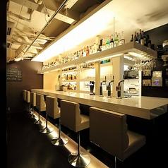 cube barの写真