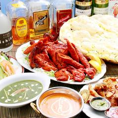 インドレストラン フルバリ 墨田店の写真
