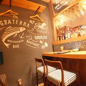 地中海バル GRATERRA グラテッラ 新宿3丁目店の雰囲気3