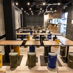 食べ放題飲み放題 居酒屋 おすすめ屋 横浜店の雰囲気1