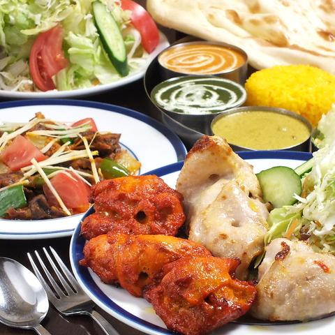 シバ・インド・ネパール料理