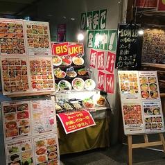 餃子工房 ちびすけ 阿倍野橋店の外観1