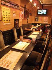 マヤ レストラン MAYA RESTAURANT 武蔵小杉本店の雰囲気2