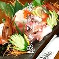 料理メニュー写真毎日市場で仕入れる!!【ぶつ切り刺身盛合せ】