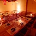 【一兆 新宿西口店】カップルシートを始め、各種個室をご用意♪2名様~60名様まで!お席に限りがございますのでご予約が◎