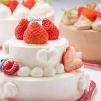 専属パティシエが作るスイーツのお店 当日ケーキもOK