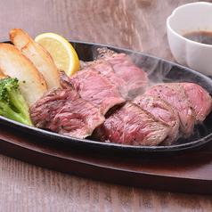 料理メニュー写真八銭特製ステーキ 180g