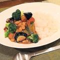 料理メニュー写真そらいろ特製、北海道ごろごろ野菜のカレー