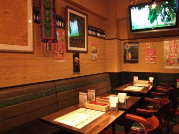 マヤ レストラン MAYA RESTAURANT 武蔵小杉本店の雰囲気1