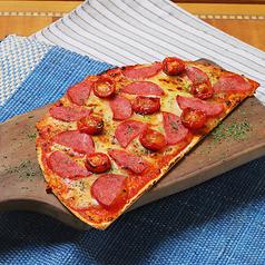 ハワイアンサラミのぺパロニピザ