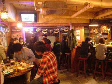 リフィータヴァーン The Liffey Tavern 長岡駅前店の雰囲気1