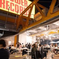 REALBBQ GARDEN リアルバーベキューガーデン タワーレコード渋谷の雰囲気1